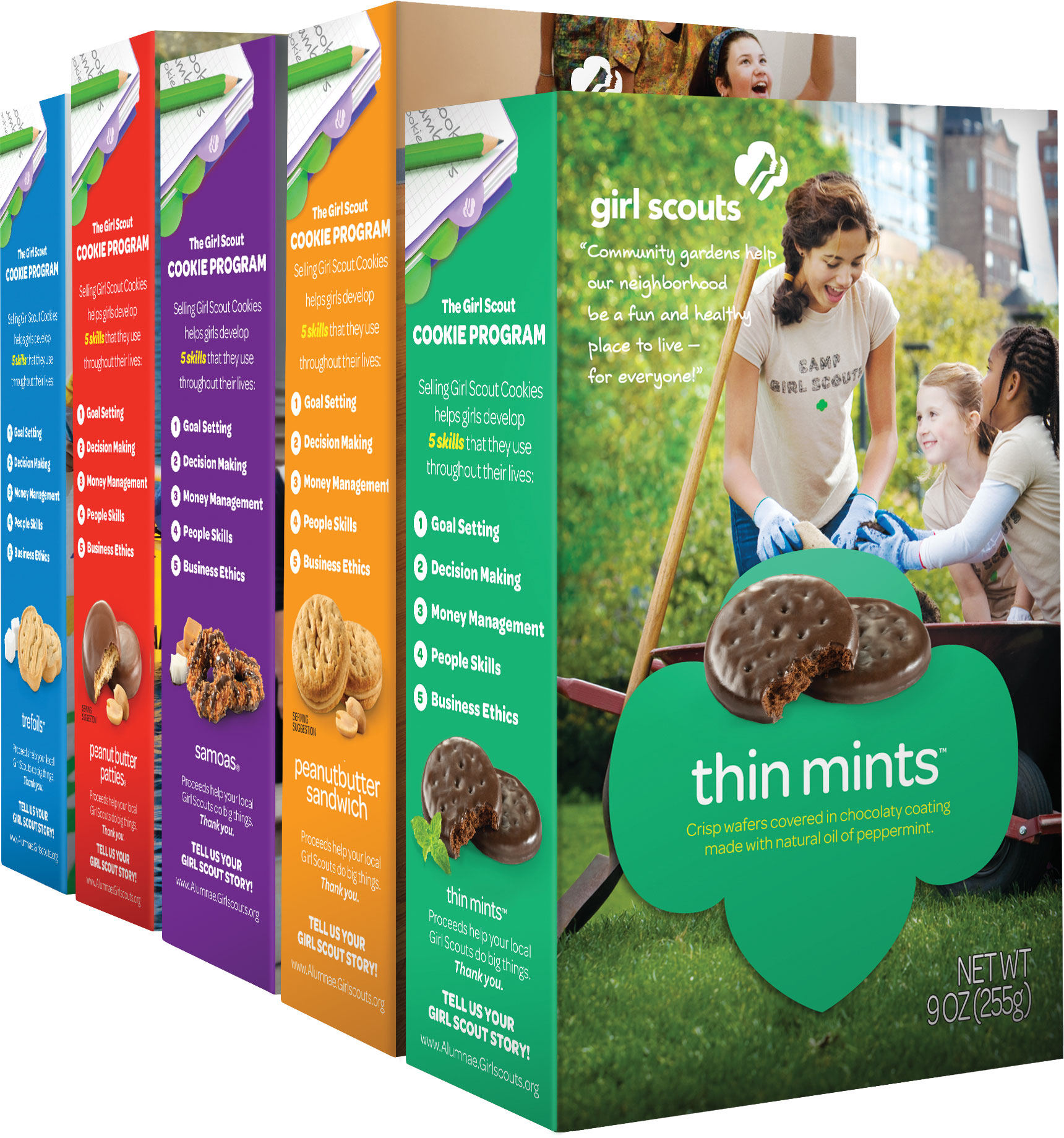 the girl scout cookie program (this is from a girl scout leader in el paso, texas that says it all this is really how it is we couldn't of said it better) girl scouts all over the.